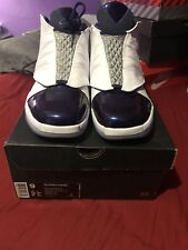 Jordan 16 Midnight Navy Size 9 Ds 100% Authentic