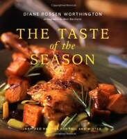 The Taste of the Season: Inspired Recipes for Fall and Winter - Paperback - GOOD