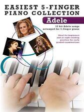 Collection de piano 5-Finger plus simple: Adèle