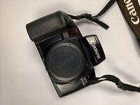 Canon EOS Elan 100 35mm AF SLR Film Camera Body - Super Condition