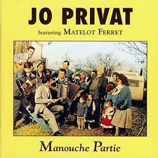 JO PRIVAT featuring MATELOT FERRET  manouche partie