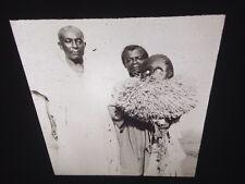 Bandam Village Chief & Mask: African Tribal Art 35mm Slide
