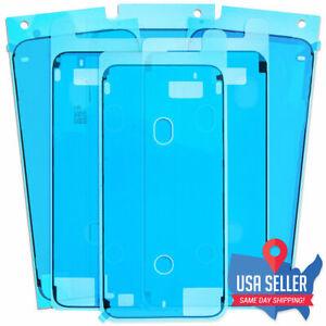Waterproof Screen Display Frame Adhesive Pre-Cut For iPhone 6s 7 8 X Plus XS Max