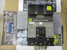 Square D Fa34080, 80 Amp 480 Volt, 3 Pole, Grey Circuit Breaker- Warranty