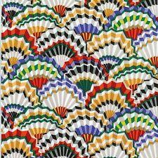 Fat Quarter Kaffe Fassett Spring 2017 - Paper Fans Contrast Quilt Fabric