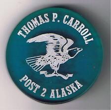 Alaska Military Token - ANCHORAGE - AMVETS Post 2