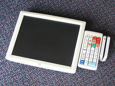 "ELO ET1522L 1522L 15"" TFT Finger Touchscreen Powered USB + Keypad + MSR Excl PSU"