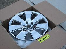 original Audi A6 4F Felge Alufelge chrom 18 zoll 8J x 18 4F0601025CJ