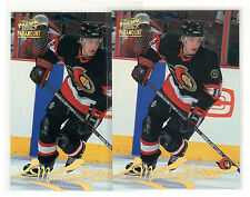 1X MARIAN HOSSA 1997-98 Pacific Paramount Gold #125 RC Rookie NMMT Lot Available