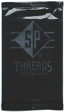 2013 SP Threads Unopened Football Pack - Autograph Jersey or Auto Patch Card