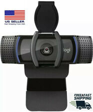 Logitech C920s Pro HD 1080p Webcam with Privacy Shutter NEW, IN HAND, Ship Now