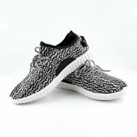Y4 Men's Gym Fitness Sneakers Running Athletic Sport Casual Boost Shoe Size 7-10