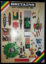 Britains Toy Catalogue 1983