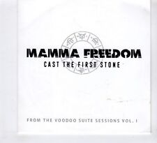 (HD91) Mamma Freedom, Cast The First Stone - DJ CD