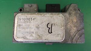 T1290485 TRIUMPH SAGEM ENGINE CONTROL MODULE SPEED FOUR tt600 S1000t4 cdi ecu
