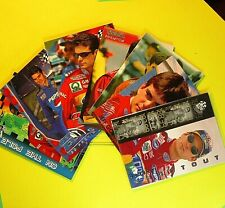Lot of 7   JEFF GORDON  NASCAR RACING CARDS ( 6 FROM 90'S )
