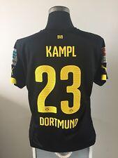KAMPL #23 Borussia Dortmund Away Football Shirt Jersey 2015 (L)
