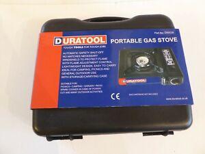 Duratool portable gas hob