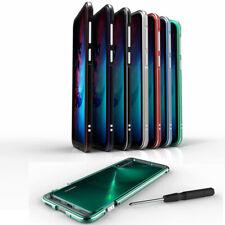 Aluminum Metal Bumper Case Slim Cover For Huawei Nova 5 7 P40 Honor 30 V30 Pro