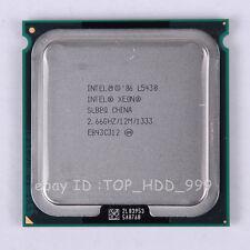 Intel Xeon L5430 SLBBQ LGA 771 2.66 GHz 1333 MHz Quad-Core CPU Processor