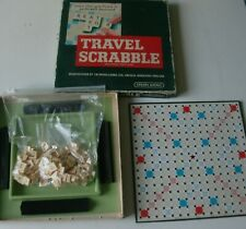 Travel Scrabble Game - Complete in Original Box