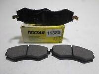Pills Front Brake Pads Pad Set TEXTAR 200 SX (S13) 1.8