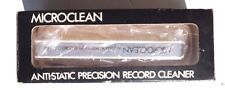 VINTAGE  MICROCLEAN Anti-Static PRECISION Record Cleaner BRUSH - NOS