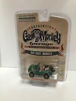Greenlight Green Machine Gas Monkey 1976 Ford Bronco 1/64 Scale.