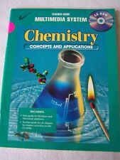 Glencoe Chemistry Multimedia System Teacher Guide ISBN# 0028274962