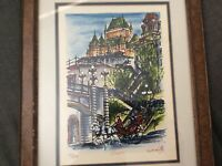 Claude Roy Signed Print (Quebec) 17/250