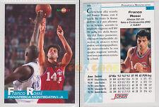JOKER BASKET Serie A1 1994-95 - Franco Rossi # 99 - Mint