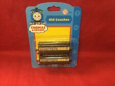 Old Coaches, ERTL, Die Cast, Thomas The Tank Engine And Friends, 2001, #4107