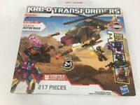 KRE-O 36959 Transformers Rotor Rage 217 Pieces Ages 7-14
