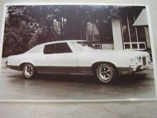 1969 Pontiac Grand Prix 11 X 17 Photo Picture 9