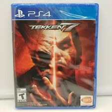 TEKKEN 7 PS4 (Playstation 4, 2017) Brand New/Sealed - Free Shipping!