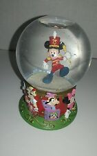 Disney Mickey Mouse Marching Band Snow Globe