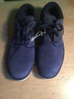 Nike Stefan Janoski G Mens AT4967-400 Size 13 Navy White Golf Shoes