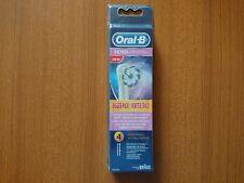 Oral-B SENSI UltraThin Replacement Toothbrush Heads Pack of 4 ORIGINAL