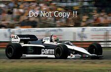 Nelson Piquet Brabham BT52B British Grand Prix 1983 Photograph 2