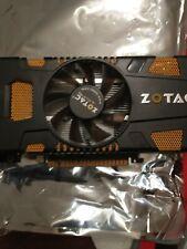 Zotac NVIDIA GeForce GTX 550 Ti (ZT-50403-10L) 1GB GDDR5 SDRAM PCI Express x16 …