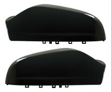 Vauxhall Opel Astra H MK5 Wing Mirror Covers 04-09 Black Sapphire Z2HU & Z20R