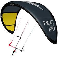 Kite Set F2 Ride V3.0 2020 Grey ~ 5 M ²+ Control BAR ~ Crossover Delta Kite