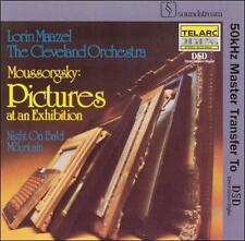 Mussorgsky - Pictures at an Exhibition - Lorin Maazel-Cleveland - TELARC SACD