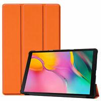 Cover Pour Samsung Galaxy Tab A SM-T510/T515 Housse de Protection Étui à Rabat