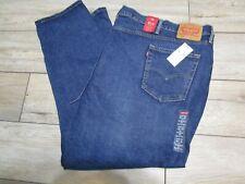 Levis 514 Straight Regular Fit Jeans Stretch Medium Wash Size 56 x 30 NWT
