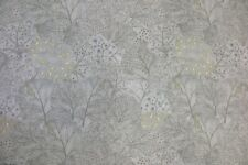 """LIBERTY ARTS FABRIC DESIGN """"Ray"""" 2 METRES DOVE NESFIELD COLLECTION LINEN BLEND"""