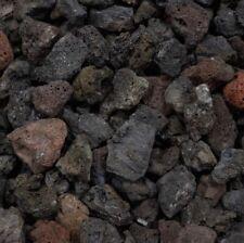 "Black Volcanic Lava Rocks for BBQ Grill Fire Heatproof (1 - 2"") - Free Shipping!"
