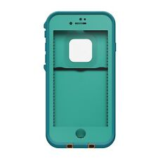 Lifeproof FRE Case for iPhone 7 (ONLY) (LIGHT TEAL/MAUI BLUE/MANGO TANGO)