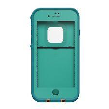 Lifeproof FRE Case for iPhone 7 iPhone 8  (LIGHT TEAL/MAUI BLUE/MANGO TANGO)