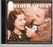 (GM198) Arthur Tracy, You Are My Heart's Delight - 2000 CD